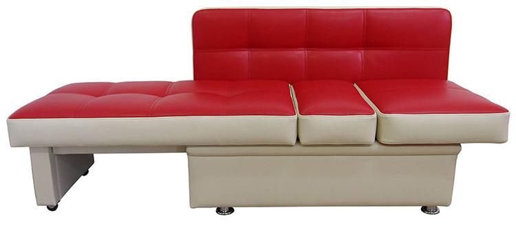 Модель с выкатным в сторону спальным местомФОТО: шкаф39.рф