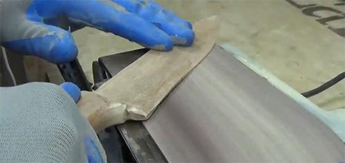 Защита и безопасность - как в домашних условиях сделать нож