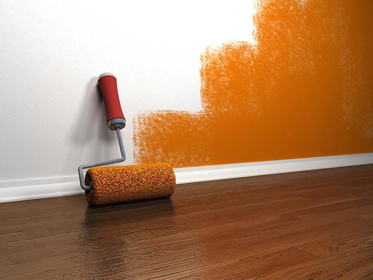 Состав водоэмульсионной краски может отличатьсяФОТО: media.makler.md