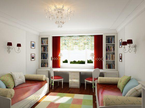 Белый цвет сделает комнату светлее и визуально просторнееФОТО:avatars.mds.yandex.net