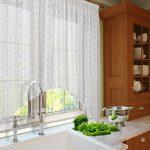 Комплект штор для кухни KauffOrt