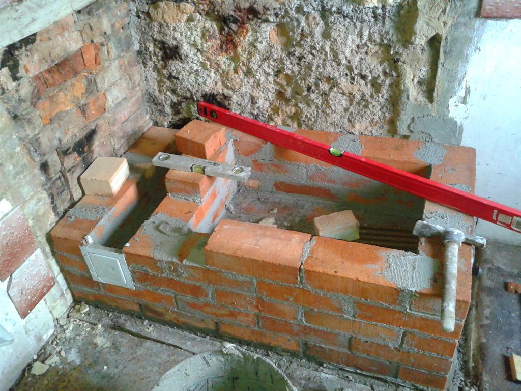 Печь для гаража делают небольшого размераФОТО: doska.io
