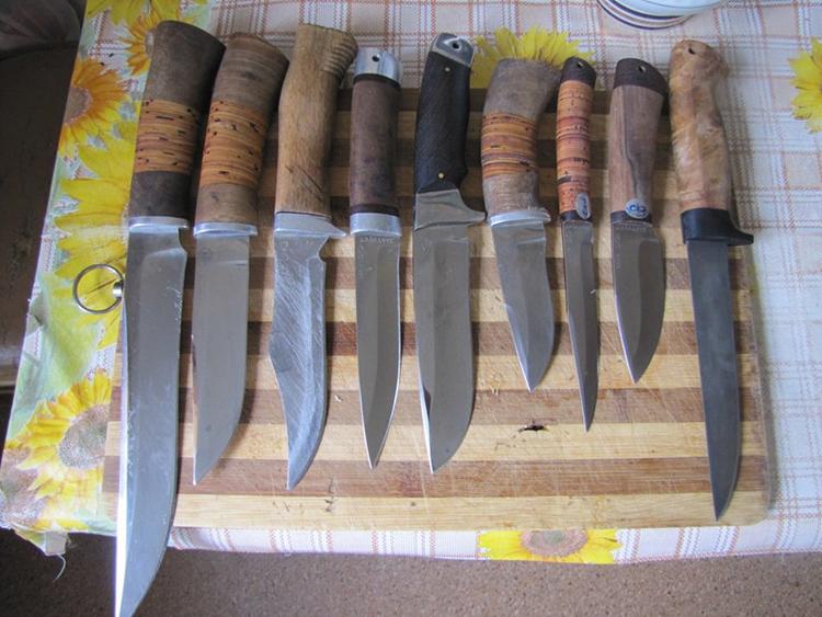 В самодельных ножах рукоятка изготавливается под анатомические особенности руки владельцаФОТО: avatars.mds.yandex.net
