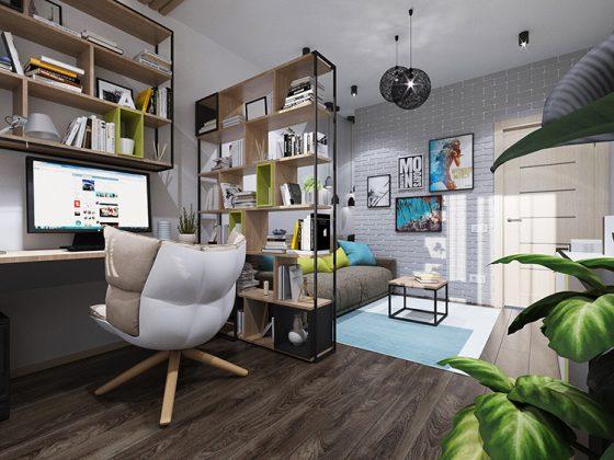 Лофт пользуется популярностью не только у взрослыхФОТО:astra-interior.ru