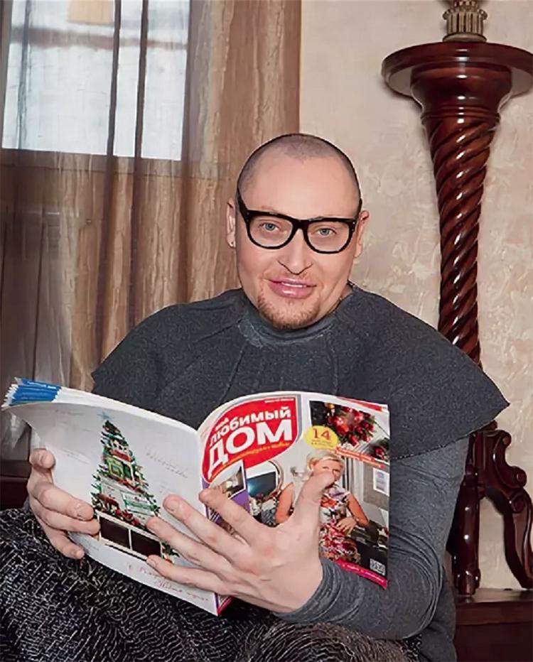 В оформлении интерьеров Шура предпочитает классический дизайнФОТО: nedvijdom.ru