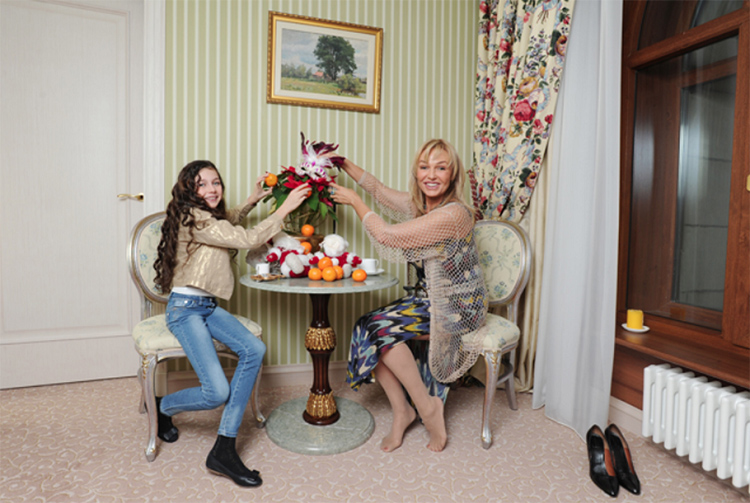 Уникальная вилла в стране инков Натальи Андрейченко и её столичные апартаменты