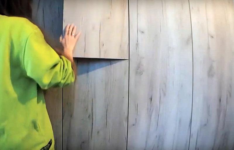 Шкаф получился очень стильный. А самое главное – Мари потратила не него всего 13 тысяч рублей, это с учётом инструментов, которые могут ещё пригодиться