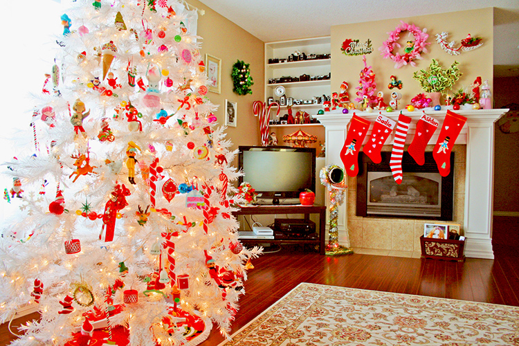 Декор дома на Новый год должен быть незабываемымФОТО: diy.obi.ru