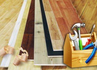 Как из остатков ламината сделать функциональную полочку для необходимых вещей