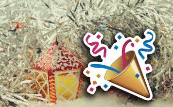 Изысканно и элегантно: Новый год в винтажном стиле от открытки до оформления стола