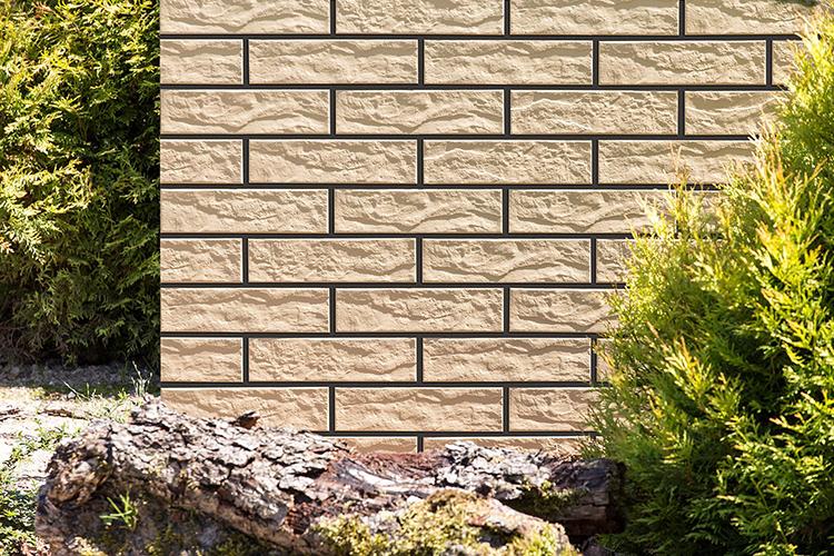 С помощью клинкерной плитки можно красиво оформить любой фасад