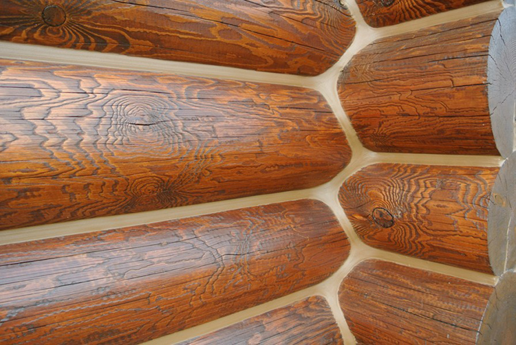 Правильно выполненный и окрашенный шов станет декоративным украшением вашего дома