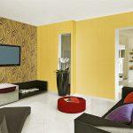 Шикарные, изысканные и модные: обои в гостиную, фото интерьеров