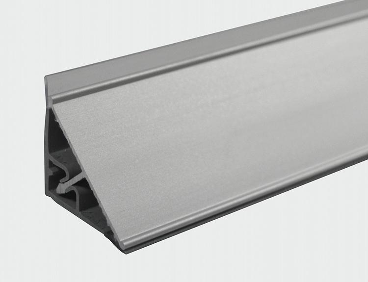 Алюминиевые планки способны гармонично вписаться в любой интерьерФОТО: grace-panels.com