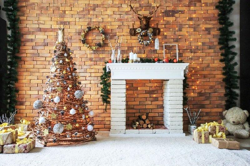 Новогодний лофт: стильный праздник для особенных гостей