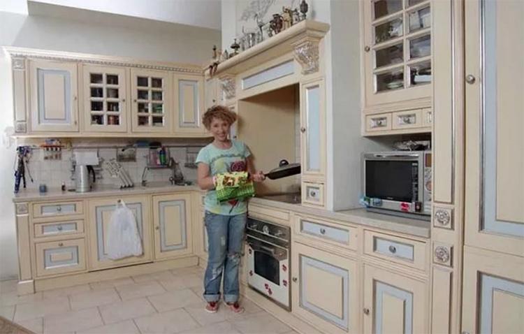 На кухне установили бытовую технику из ретро-коллекций известных производителейФОТО: nedvijdom.ru