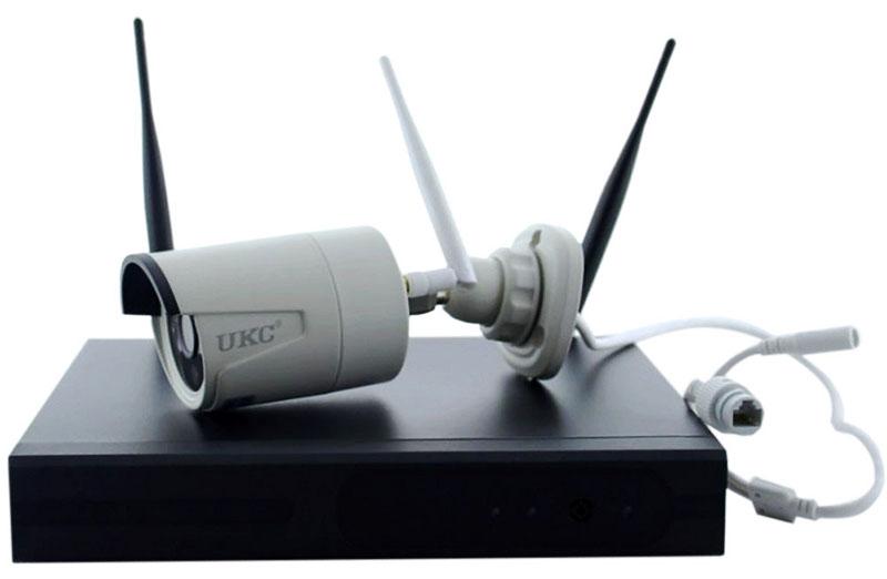 Аналоговый видеорегистратор с точкой доступа Wi-Fi, модель DVR KIT CAD 8004 WiFi 8ch