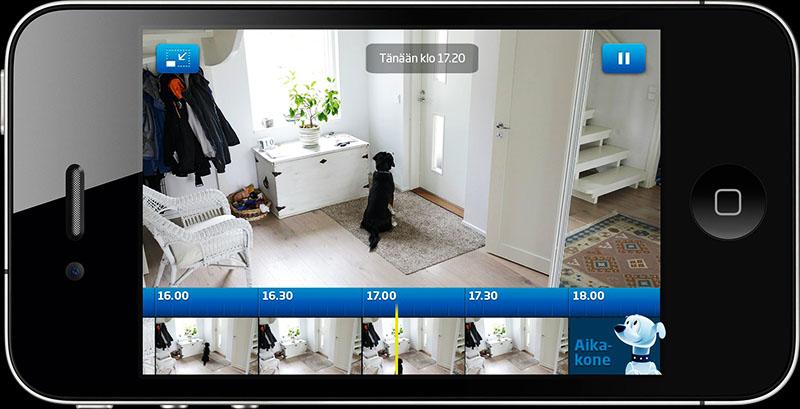 Доступ к ip-видеокамере через Интернет