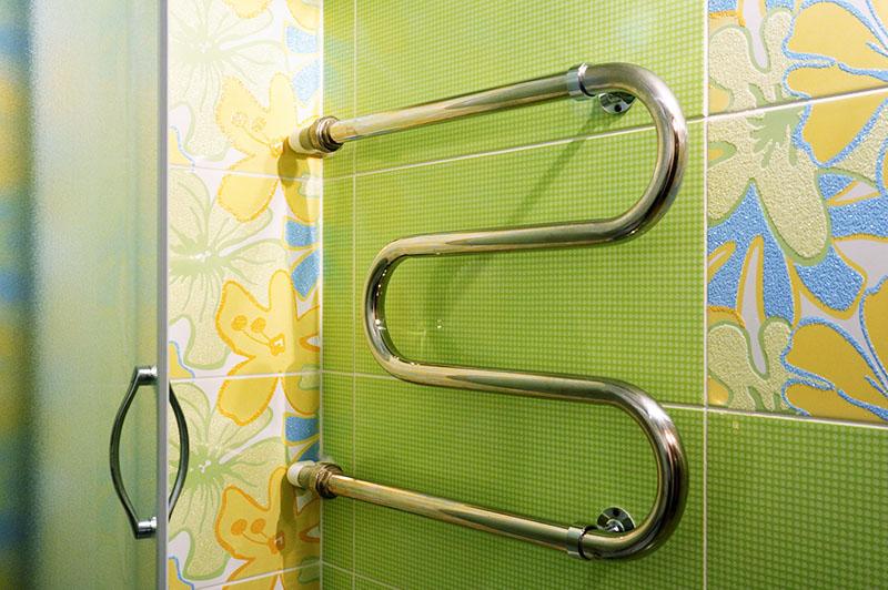 Подобный дизайн применялся во всех старых образцах оборудования, установленных в многоэтажных домах