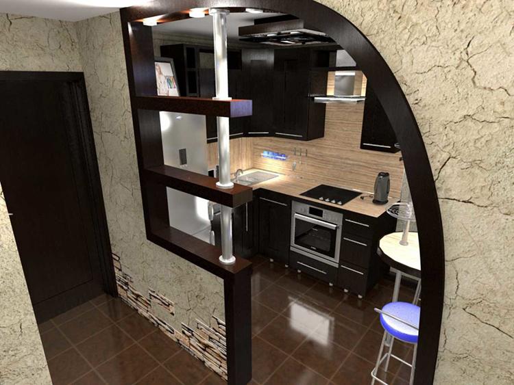 Такой необычный дизайн сделает вашу квартиру во многом уникальной