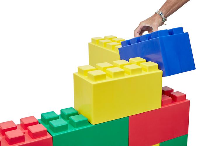 EverBlock — конструктор LEGO для взрослых