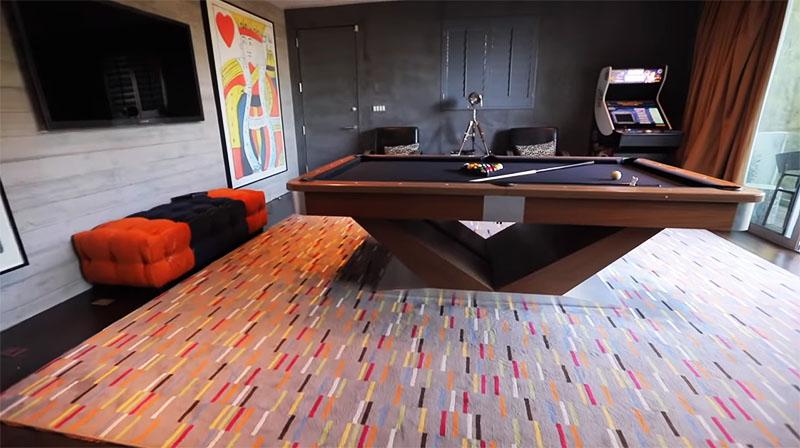 В США даже игровые комнаты оборудуются санузлами