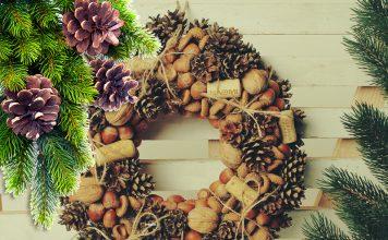 Поделки из шишек своими руками: новогодние фотоидеи для вашего дома
