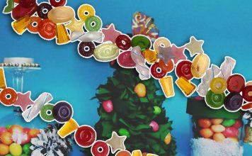 Самый сладкий праздник или поделки из конфет на новый год своими руками