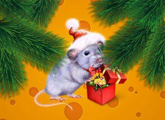 Создаём символ Нового года (мышь) своими руками: возможные варианты и подробные мастер-классы