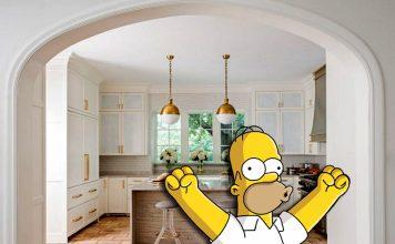 Арка на кухне – когда благо, а когда лучше от неё отказаться