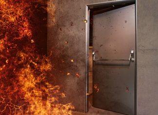 Когда пожар не страшен: как выбрать металлические противопожарные двери