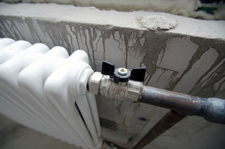 Благодаря надёжности и простоте монтажа кран можно использовать в отопительных системах