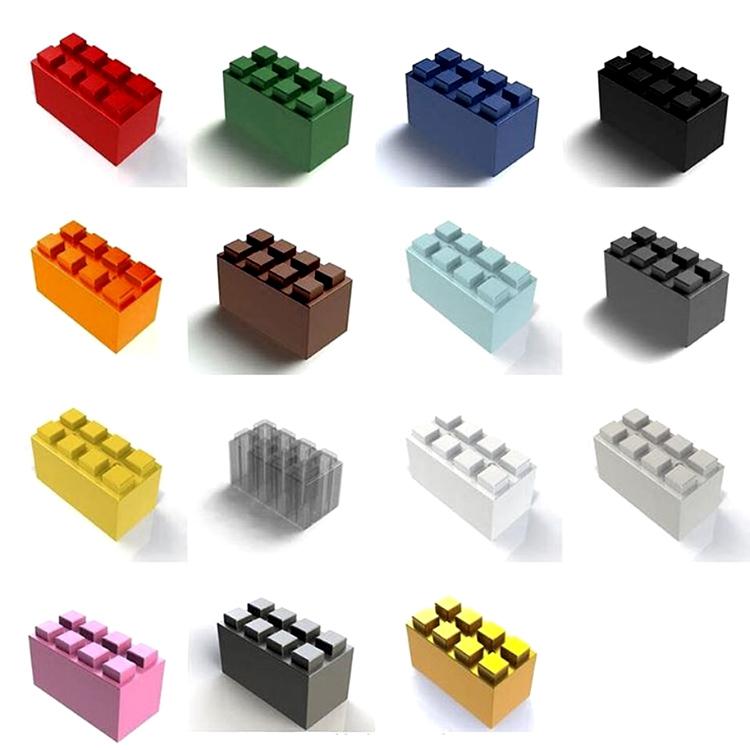 Цветовая палитра EverBlock