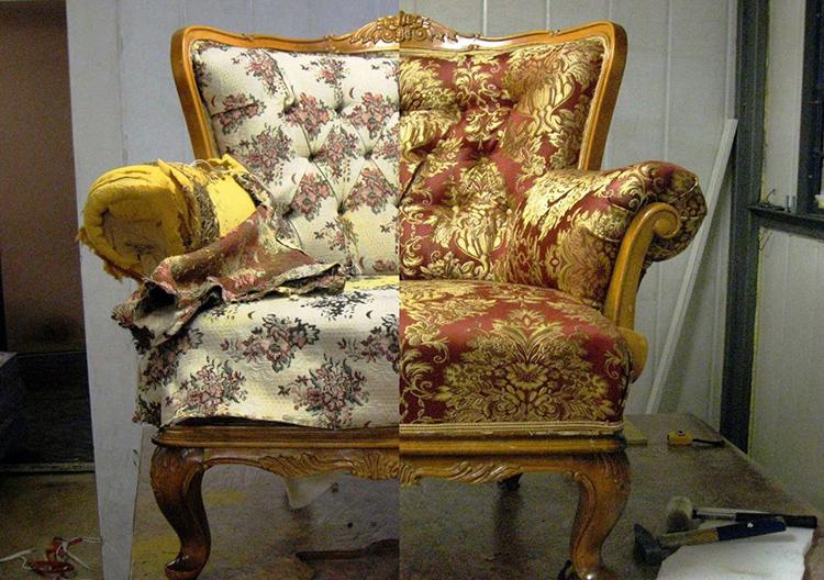 Обивка определяет внешний вид и продолжительность эксплуатации мягкой мебели