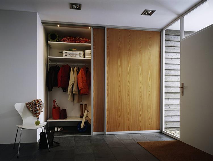 Наполнение шкафа-купе — комфорт по максимуму