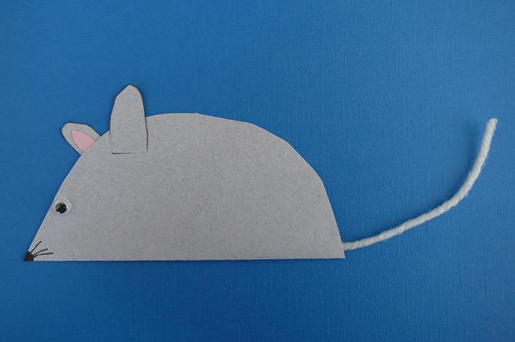 Символ Нового года своими руками - мышка, которая принесёт удачу