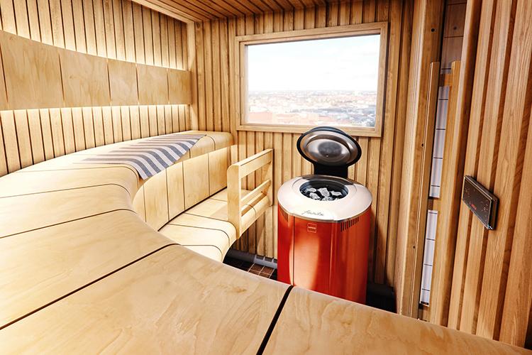 Открытая крышка обеспечит высокую температуру в помещении за пару минут