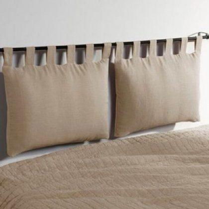 Изголовье для кровати своими руками: инструкции и описание