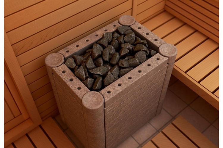 Некоторые изделия облицованы кафелем либо натуральным камнем