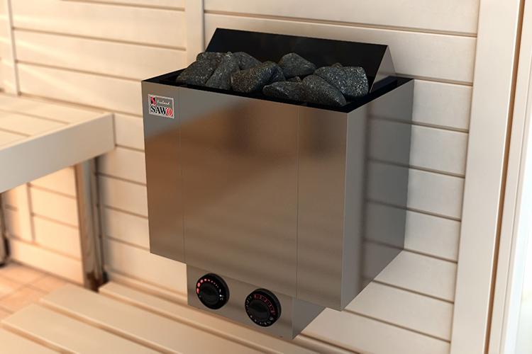 Недорогие печи оснащены встроенной панелью с ручным управлением