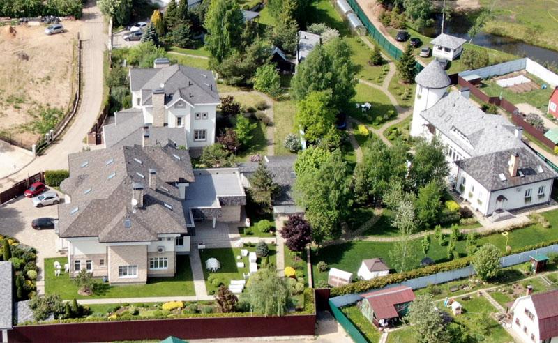 Дом Плющенко vs дом Тутберидзе