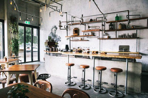 Мебель в стиле лофт — важный штрих в интерьере