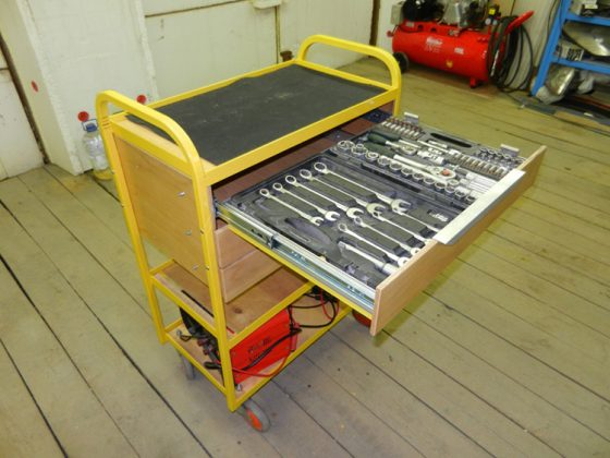 Как сделать ящик для инструментов своими руками: чертежи, пошаговые инструкции