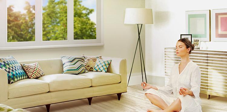 Теплоизоляция препятствует проникновению постороннего шума снаружи