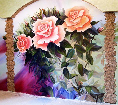 Окрасим жизнь в яркие цвета, или Какой бывает акриловая краска для стен и потолков