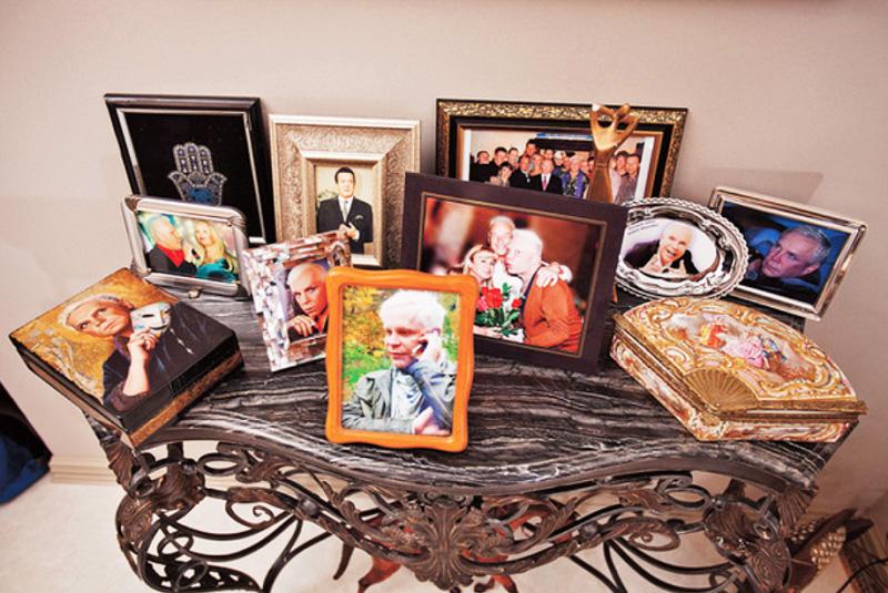 Где живёт Борис Моисеев: роскошная студия в Москве и апартаменты в Дубае