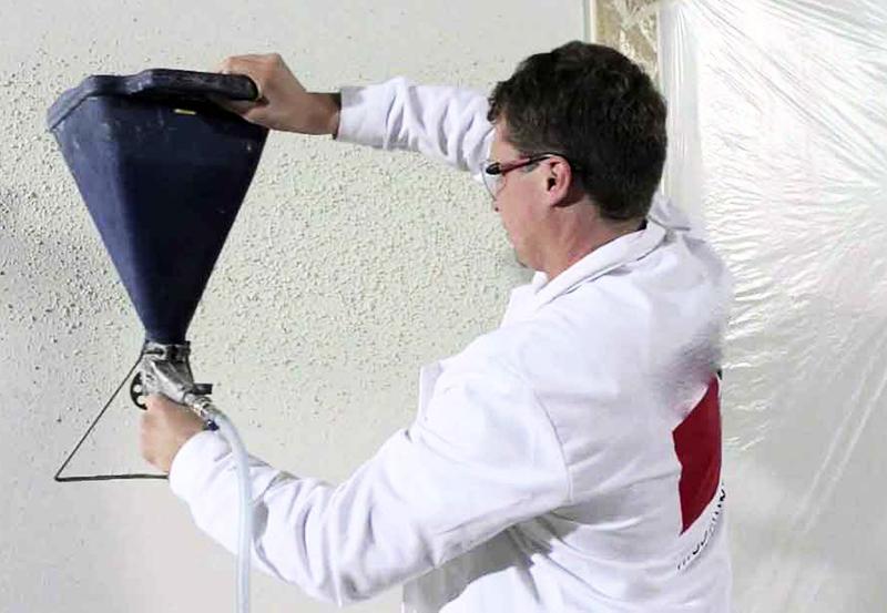 Для нанесения флока требуется специальное оборудование
