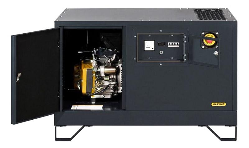 Gazvolt Standard 17000 Neva 01 – широкие возможности
