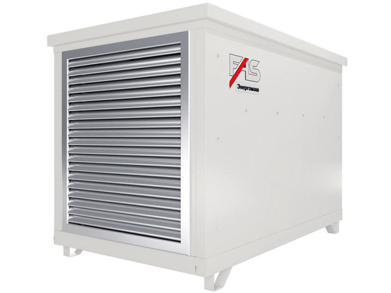 FAS ФАС-21-3/ВР – надёжное жидкостное охлаждение