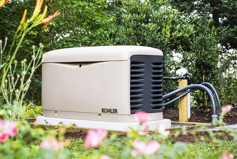 Постоянный тип позволяет организовать и отопление дома